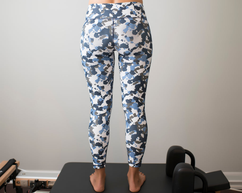 'Warrior' Camo Legging
