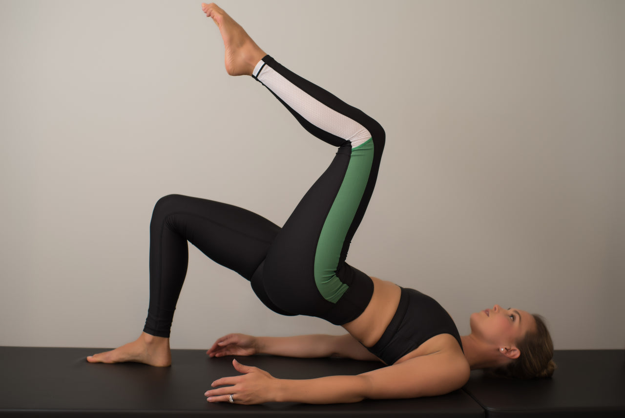 'Putt for Dough' Full Length Legging