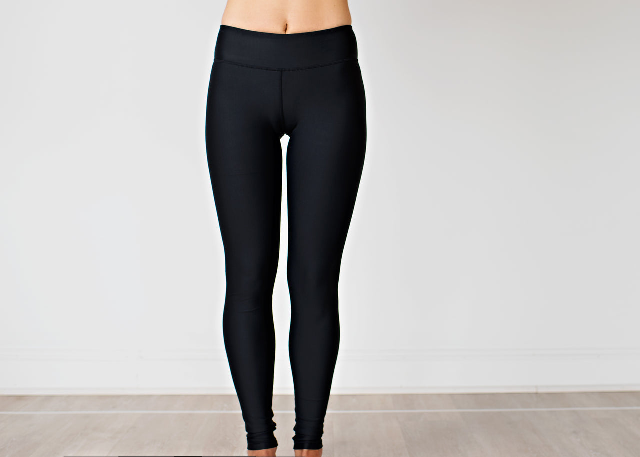 Stadium Full Length High Waist Legging