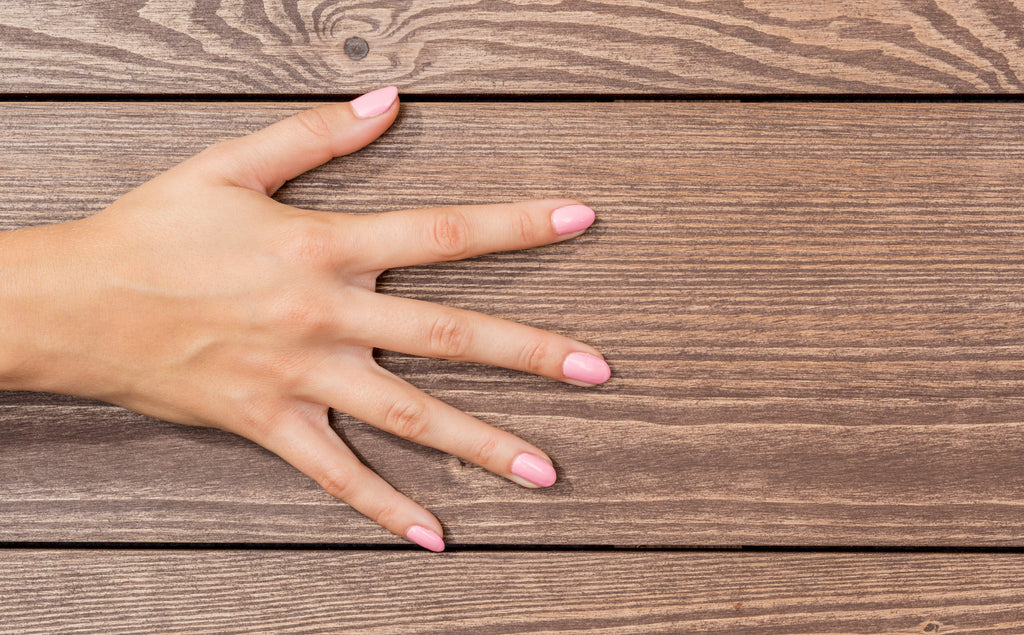It's time to show your cuticles some love