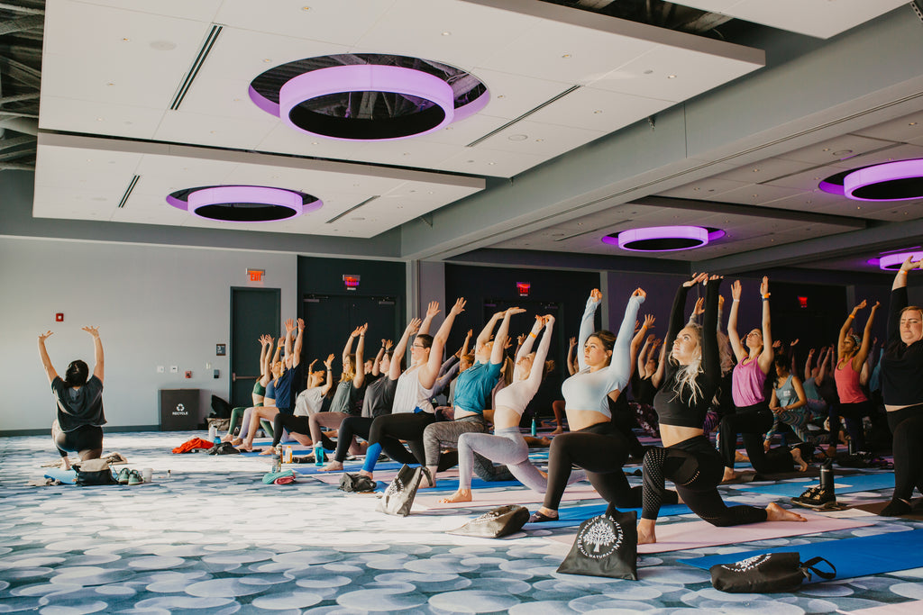 Yoga for the Pups January 2019 Recap