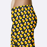 Candy Corn Leggings Halloween Leggings Cute Fall Candy Corn Leggings Halloween Costume Halloween Outfit Ideas