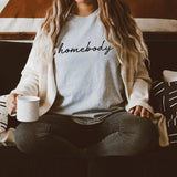 Homebody Shirt | Indoorsy Shirt | Introvert Shirt | Gift for Her