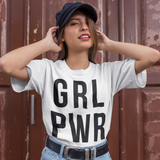 GRL PWR Girl Power Shirt Cute Feminist Shirt International Women's Day Shirt Feminism Shirt Girl Power Shirt for Women