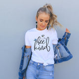 Bee Kind Shirt - Be Kind Shirt - Positivity Shirt - Kindness Shirt - The Jay and Bee Shirt -  Gift for Her