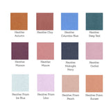 Shirt Color Chart