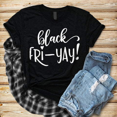 Black Friday Shirt Black Friyay Shirt Cute Black Friday Shopping Shirt