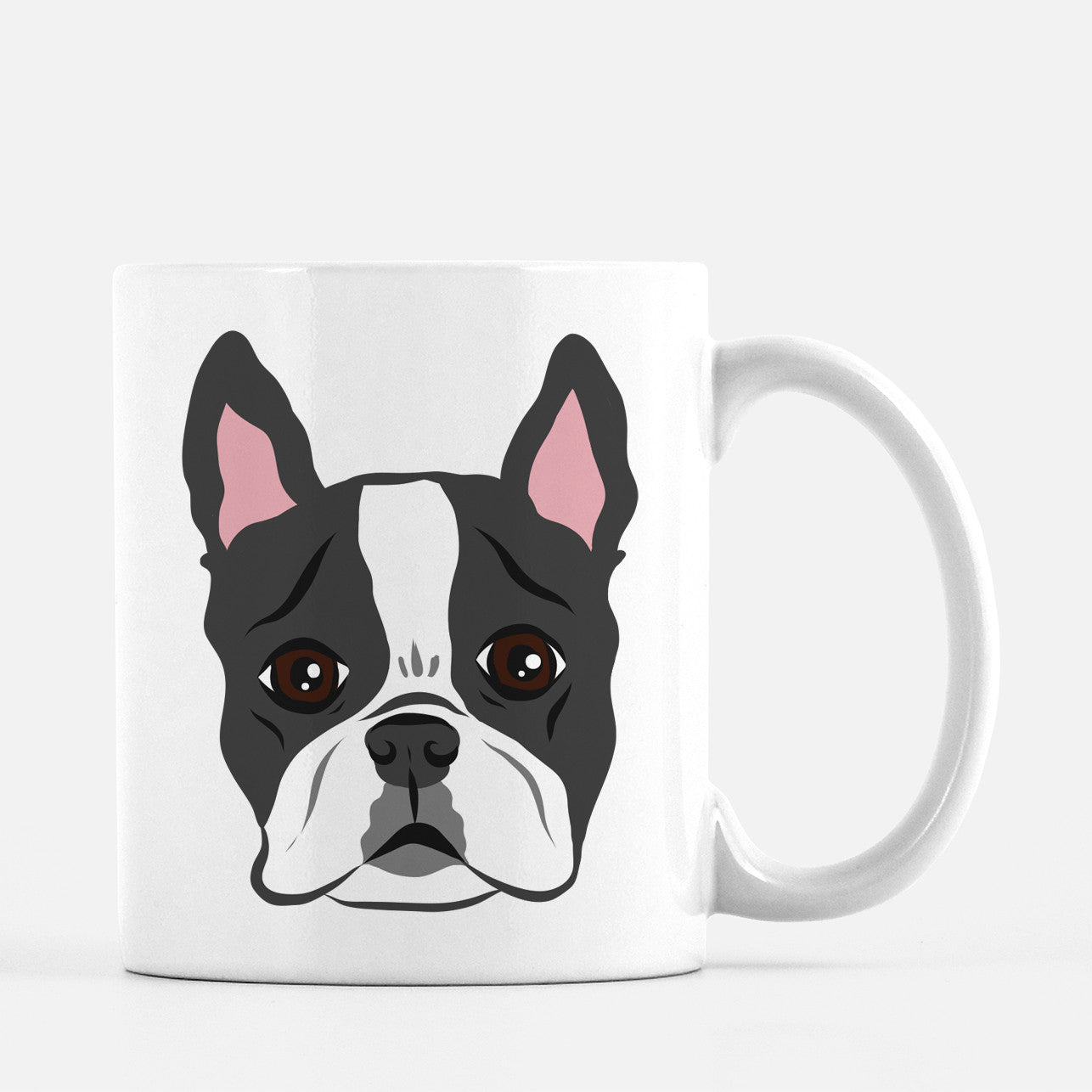 My Bostie is My Bestie Mug - AlluringPrints