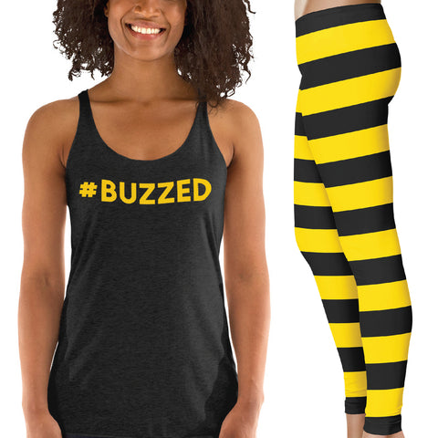 Buzzed Bumble Bee Halloween Costume Funny Halloween Costume Women Cute Bumble Bee Costume Funny Drinking Costume Women Halloween