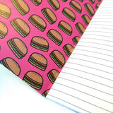 French Fries Notebook