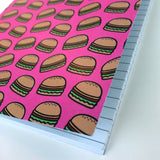 Burger Notebook