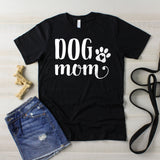 Dog Mom Shirt Dog Lover Gift Cute Dog Shirt