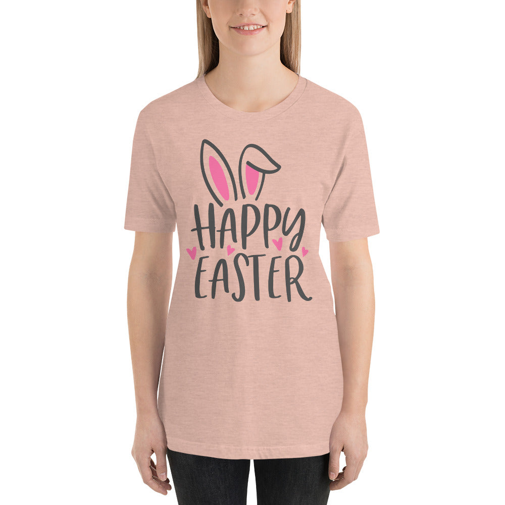 Happy Easter Bunny Ears Shirt