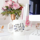 I Have an Oil for That Essential Oils Mug Essential Oil Coffee Mug Cute Funny Essential Oils Gift Essential Oils Lover