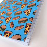 Junk Food Notebook