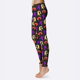 Just a Bunch of Hocus Pocus Leggings Cute Halloween Leggings Halloween Costume Witch Leggings Hocus Pocus Halloween Outfit