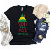 Son of a Nutcracker Shirt - Christmas Shirt - Son of a Nut Cracker Christmas Shirt for Women Unisex