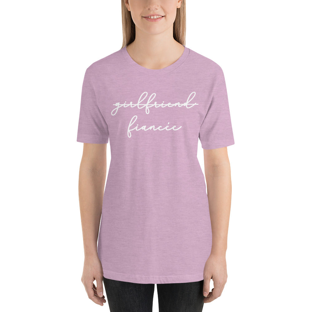 Girlfriend Fiancée Shirt - AlluringPrints