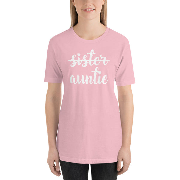 Sister Auntie Shirt - AlluringPrints