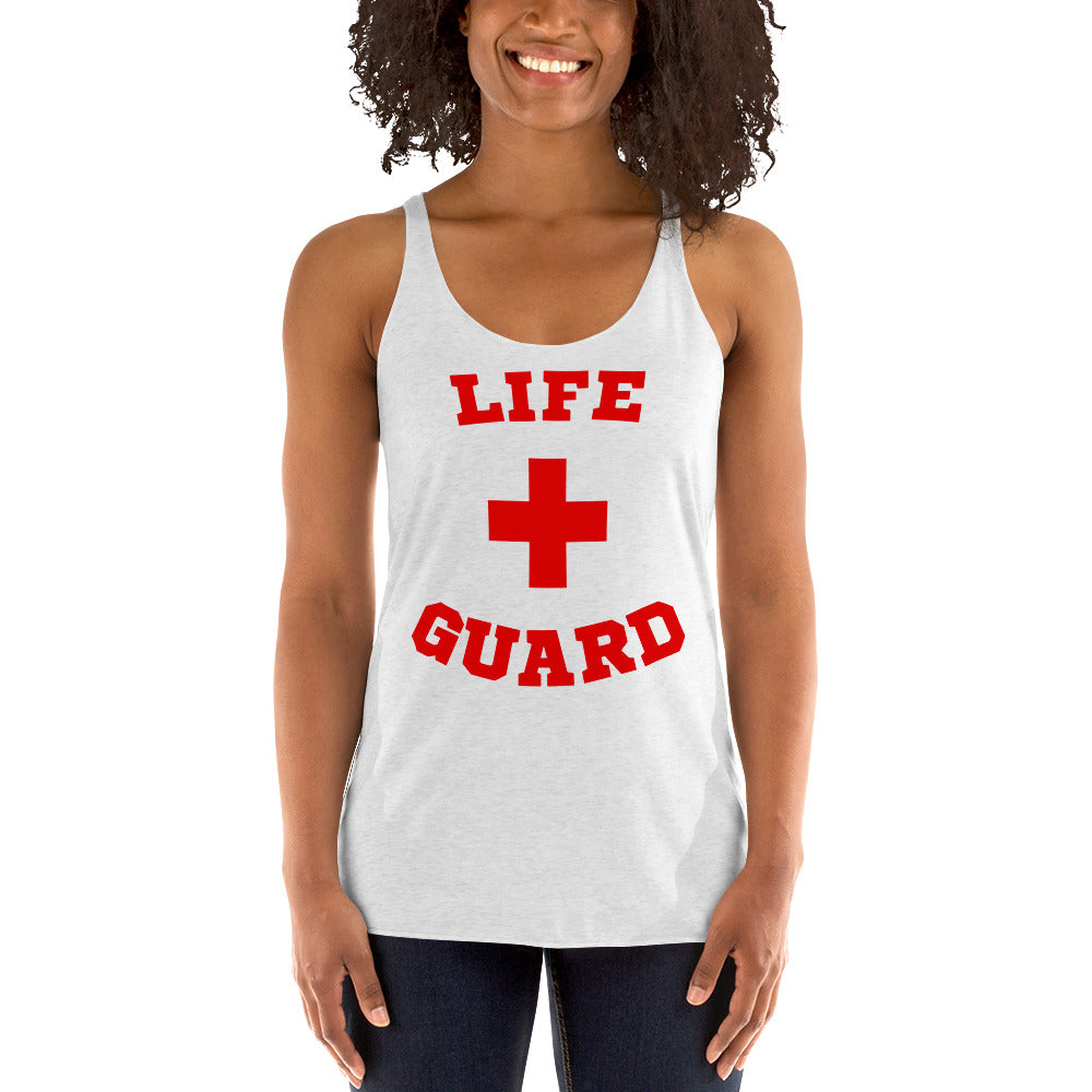 Lifeguard Tank Top Lifeguard Shirt Lifeguard Halloween Costume Shirt Life Guard Tank Top Shirt Women