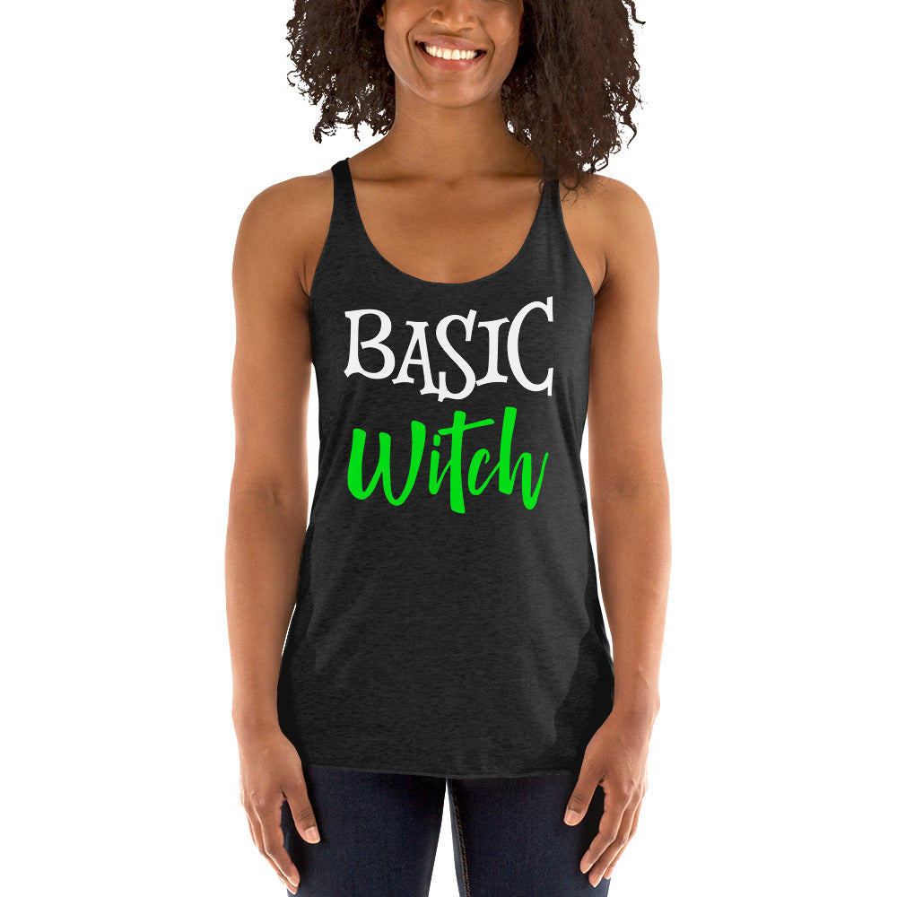 Basic Witch Shirt Basic Witch Halloween Tank Top Cute Funny Witch Halloween Costume Halloween Outfit