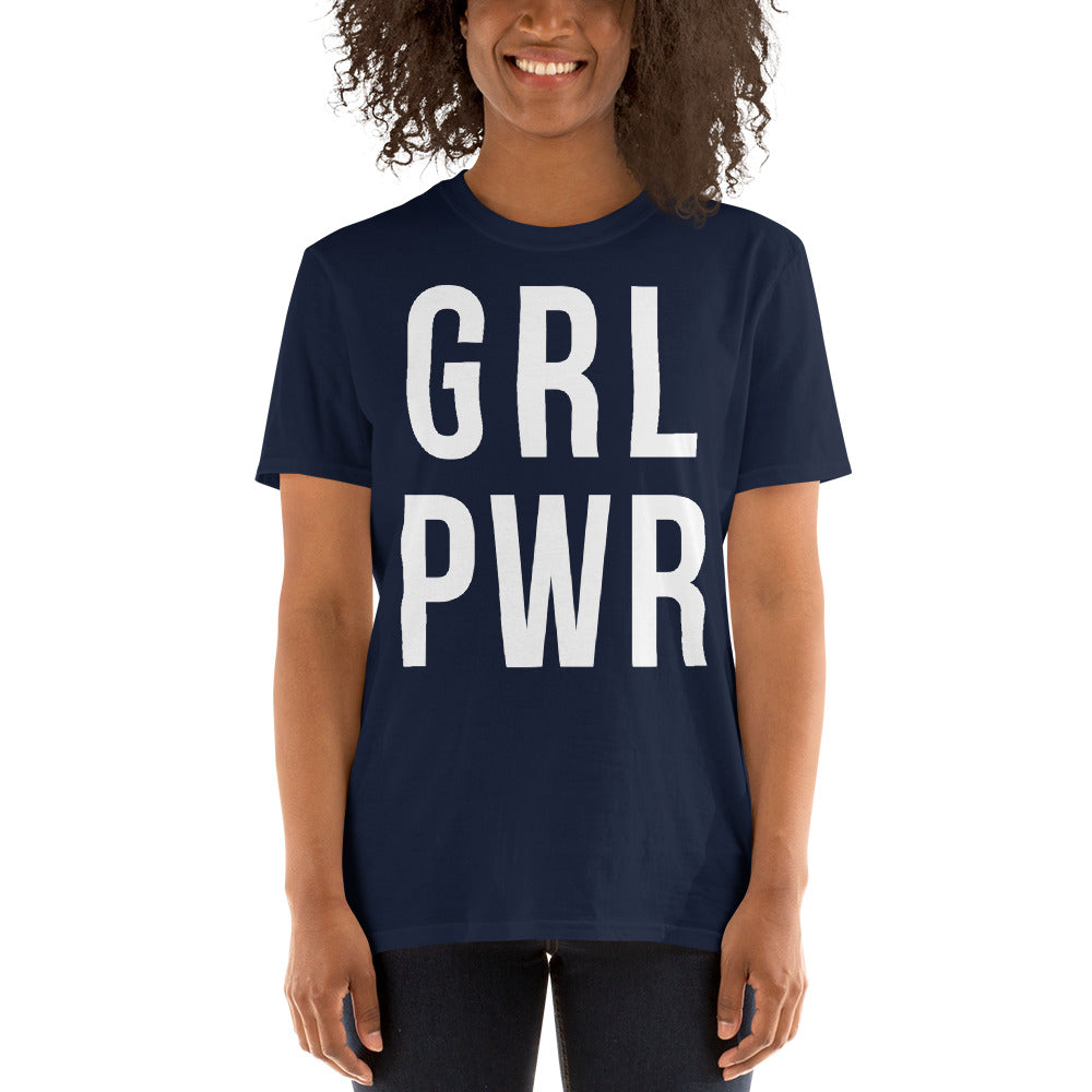 GRL PWR Girl Power Unisex Shirt