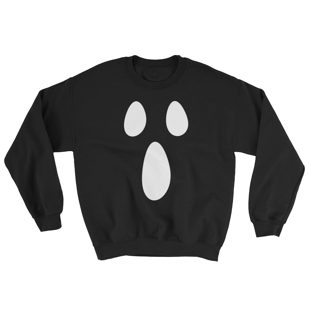 Ghost Halloween Sweatshirt - AlluringPrints