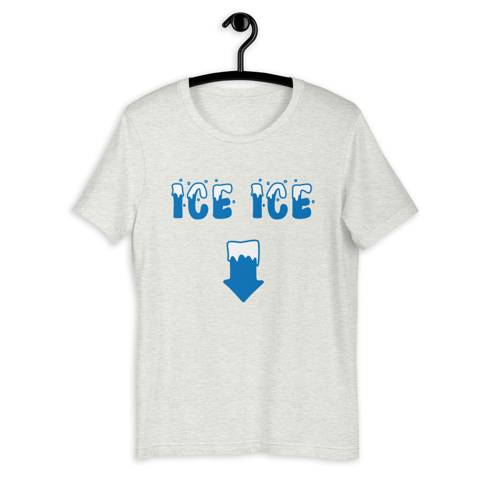 Ice Ice Baby Pregnancy Shirt