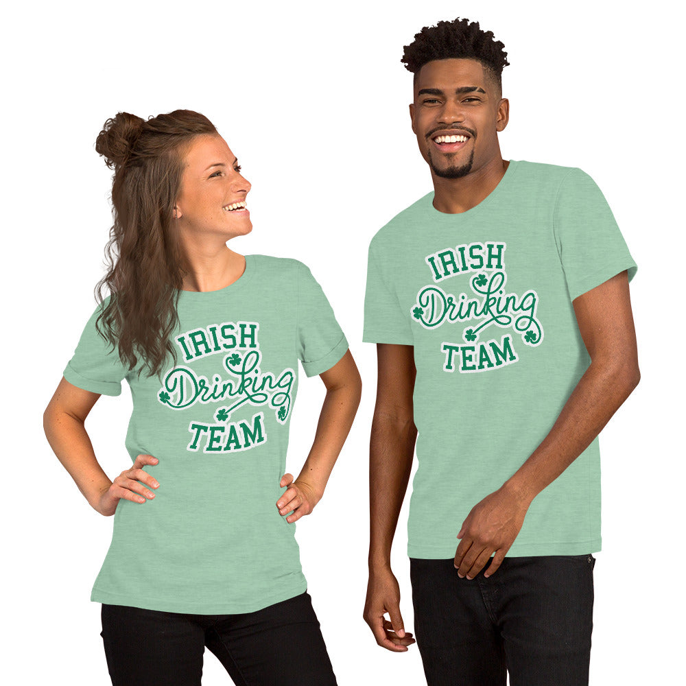 Irish Drinking Team St. Patrick's Day Shirt