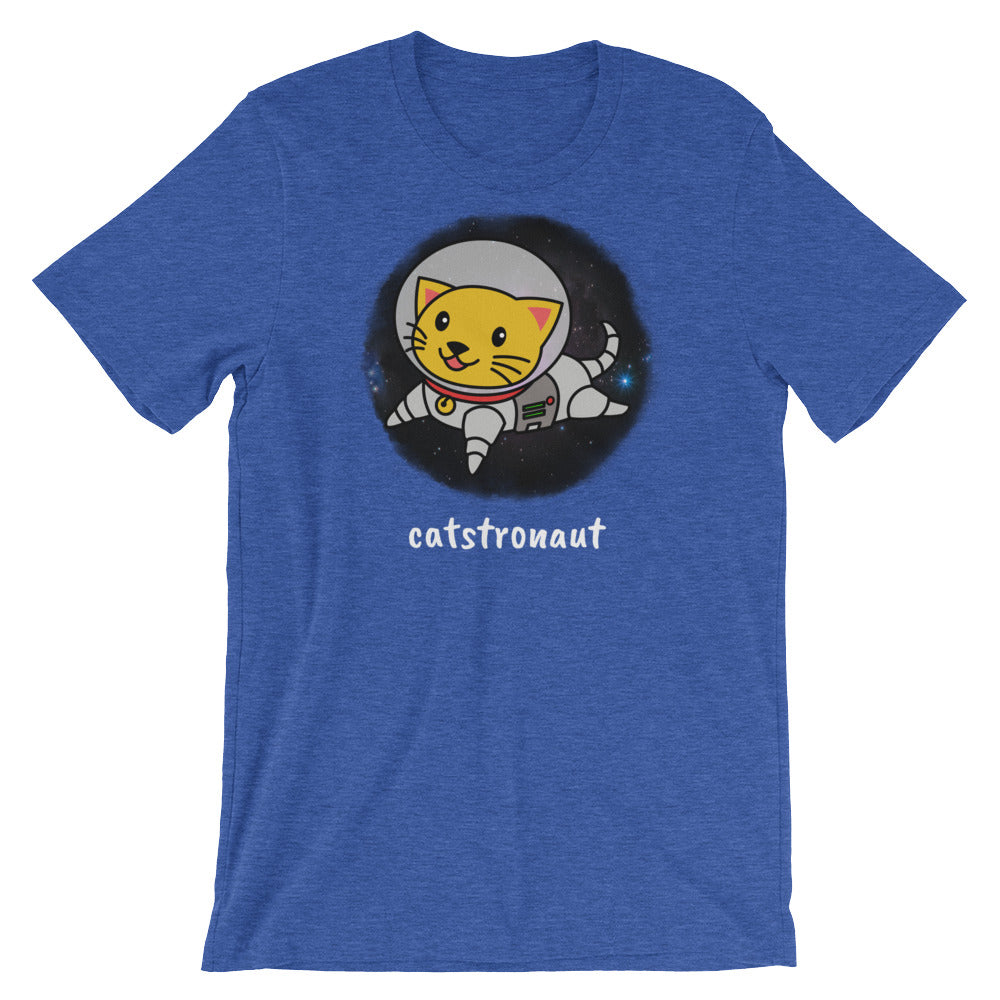 Funny Cat Catstronaut Space Shirt - AlluringPrints