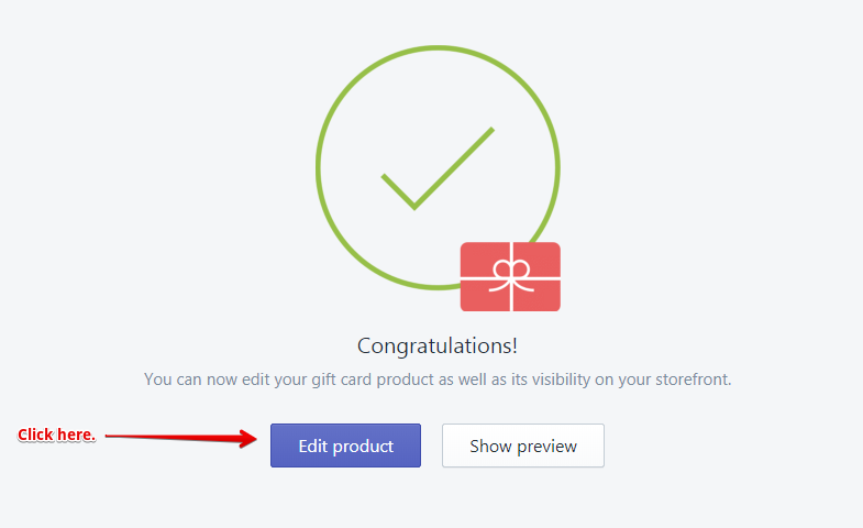 Activate Gift Cards Feature - Shopify