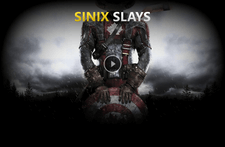 Stephen's World - Sinix Slays