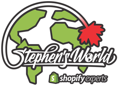 Stephen's World