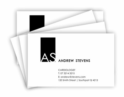 Fast Business Cards