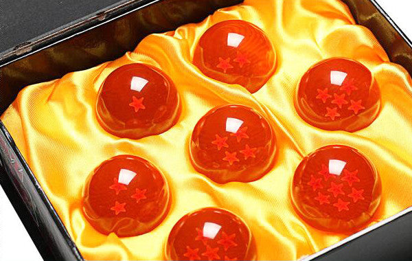 7Pcs/set DRAGON BALLS