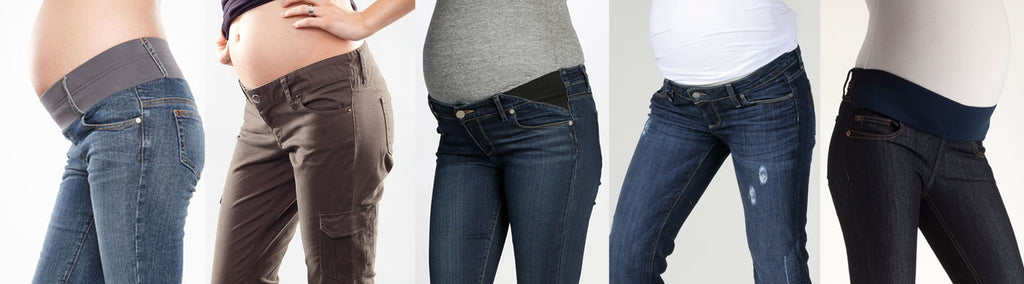 Under-the-Belly Maternity Bottoms