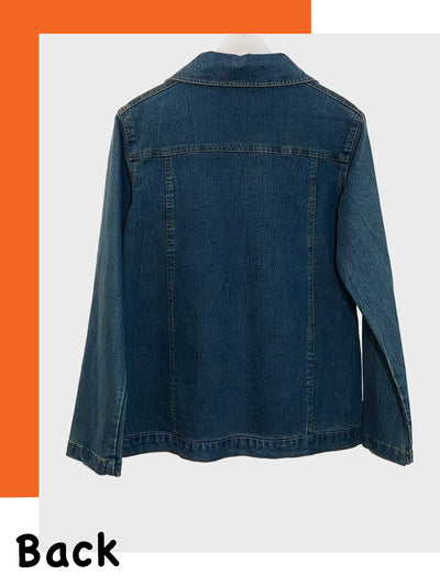 Stylish Maternity Clothes Hong Kong Denim Jacket