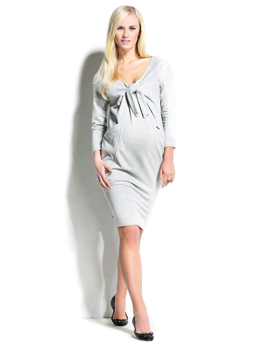 9 Fashion Maternity Lurex Dress