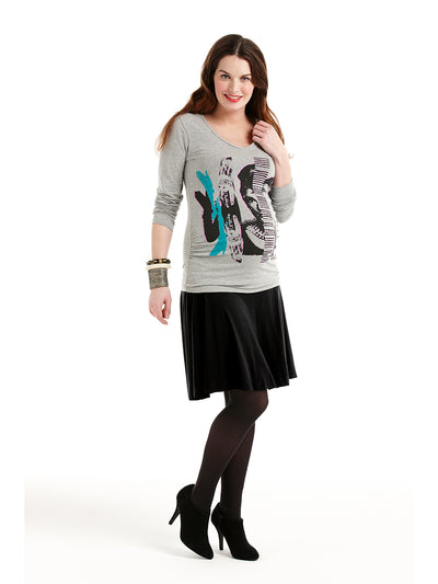 Noppies Maternity Wear Graphic Tee