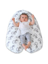 Anti-Allergenic Sleeping & Nursing Pillow