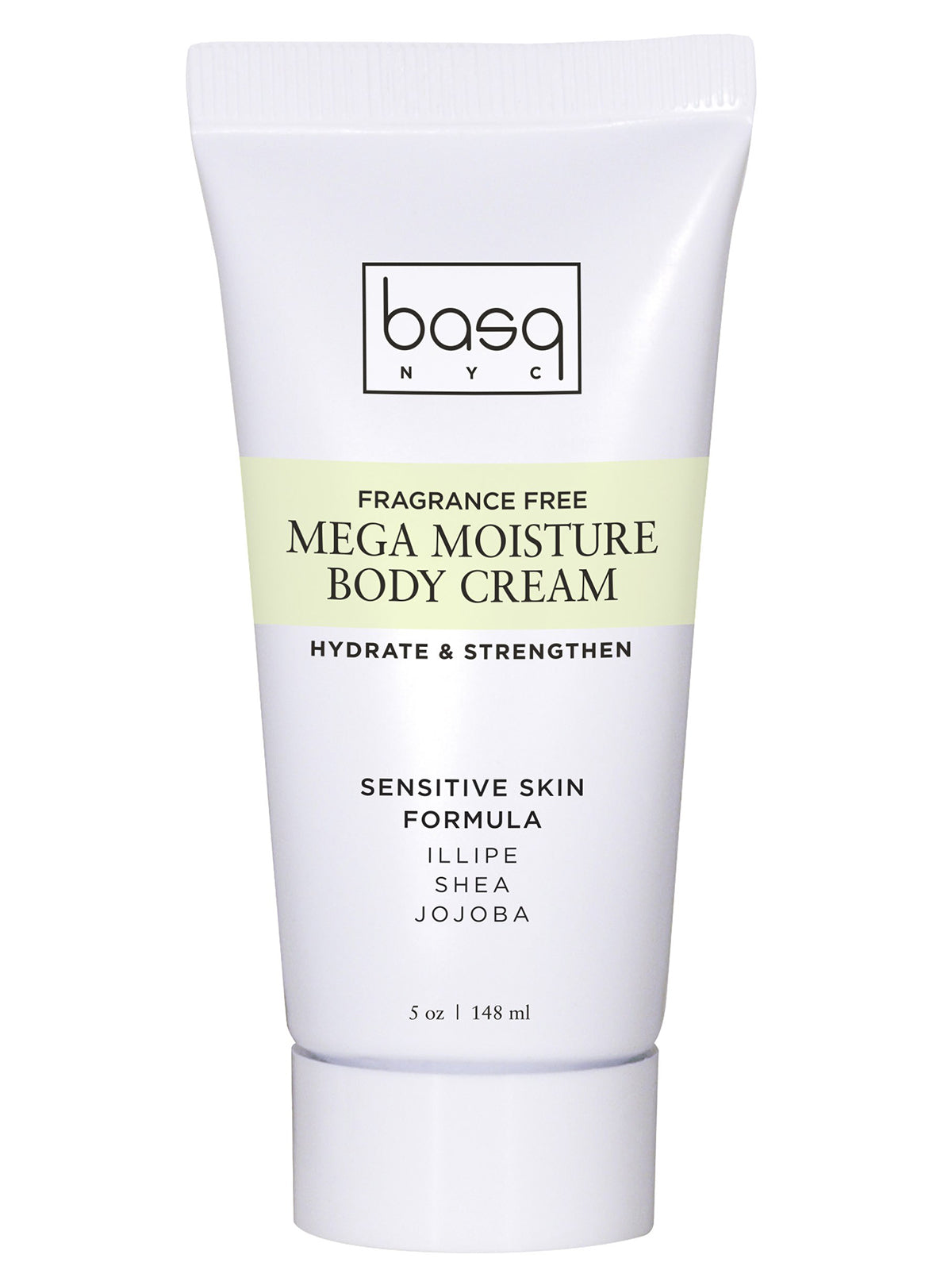 Basq Mega Moisture Multi-Purpose Stretch Mark and Breast Cream