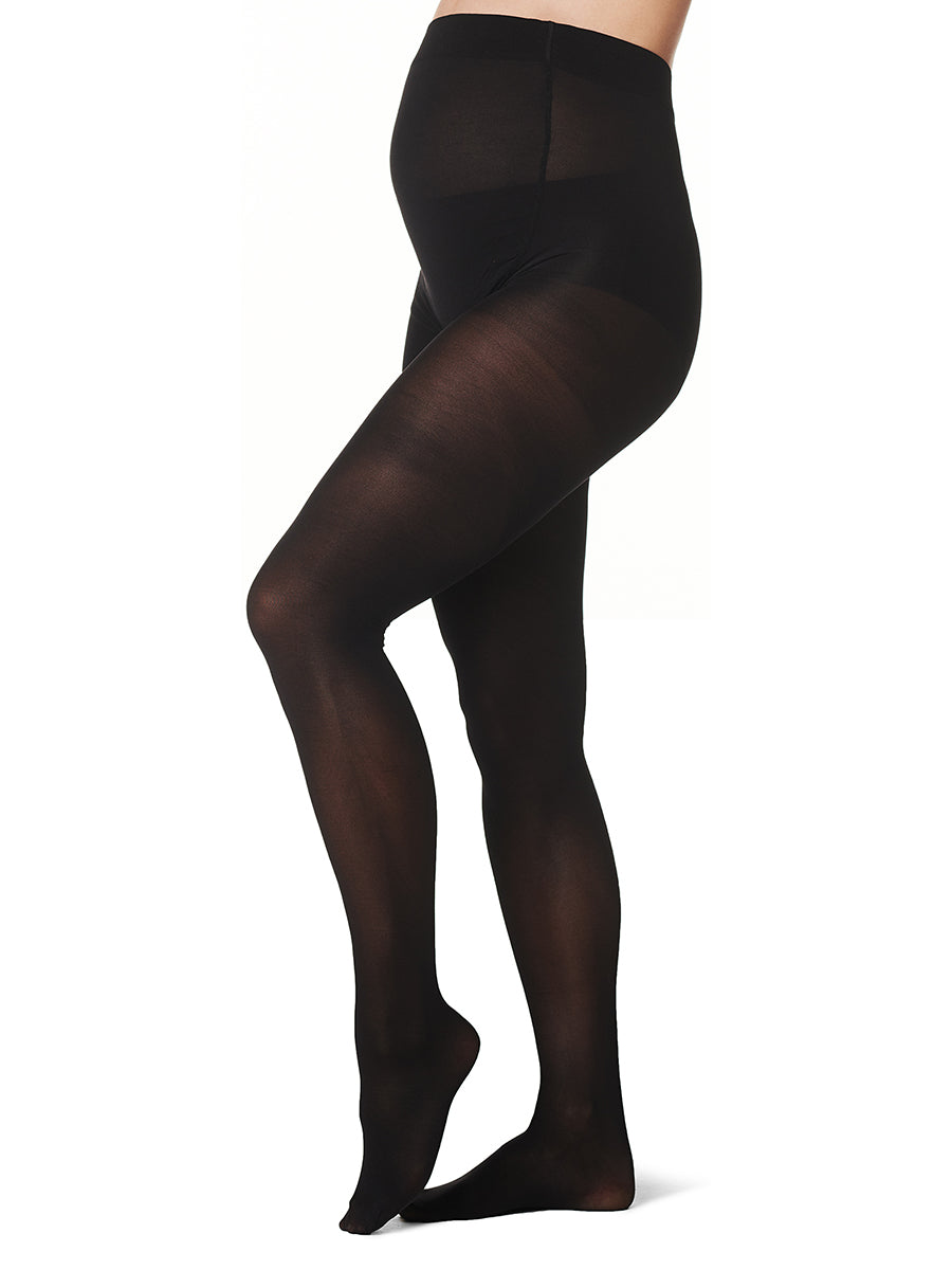 Maternity Denier 40 Opaque Tights with Belly Panel
