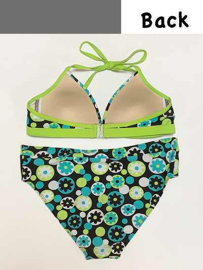 Noppies Floral V-Neck Maternity Bikini Set