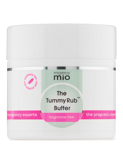 Fragrance Free The Tummy Rub Butter Prevents Stretch Marks
