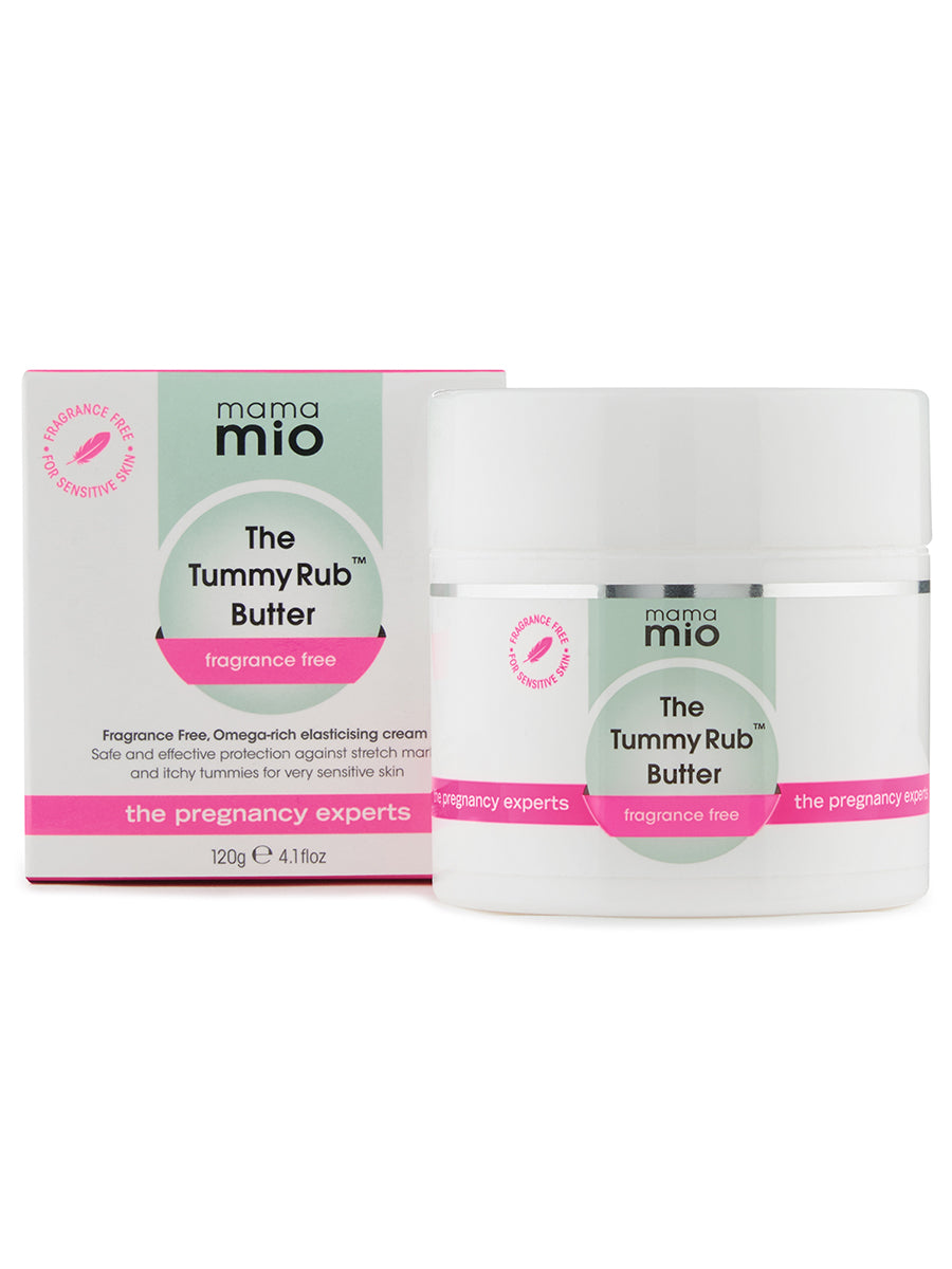 Mama Mio The Tummy Rub Butter Fragrance Free