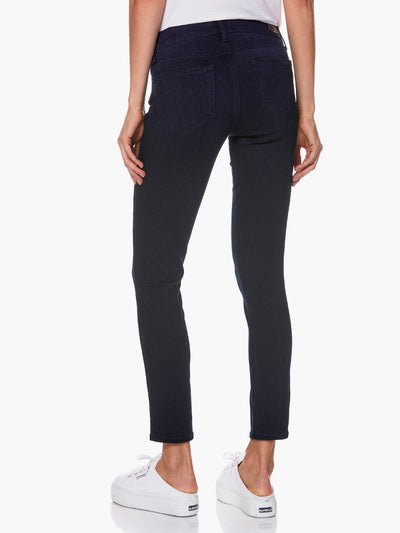 Paige Premium Denim 5-Pocket Skinny Maternity Jeans