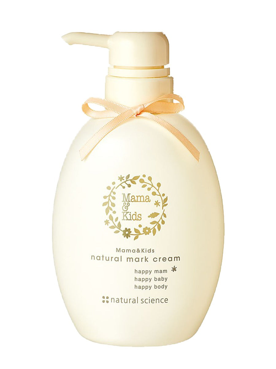 Mama & Kids Natural Mark Cream - Prevention of Stretch Marks