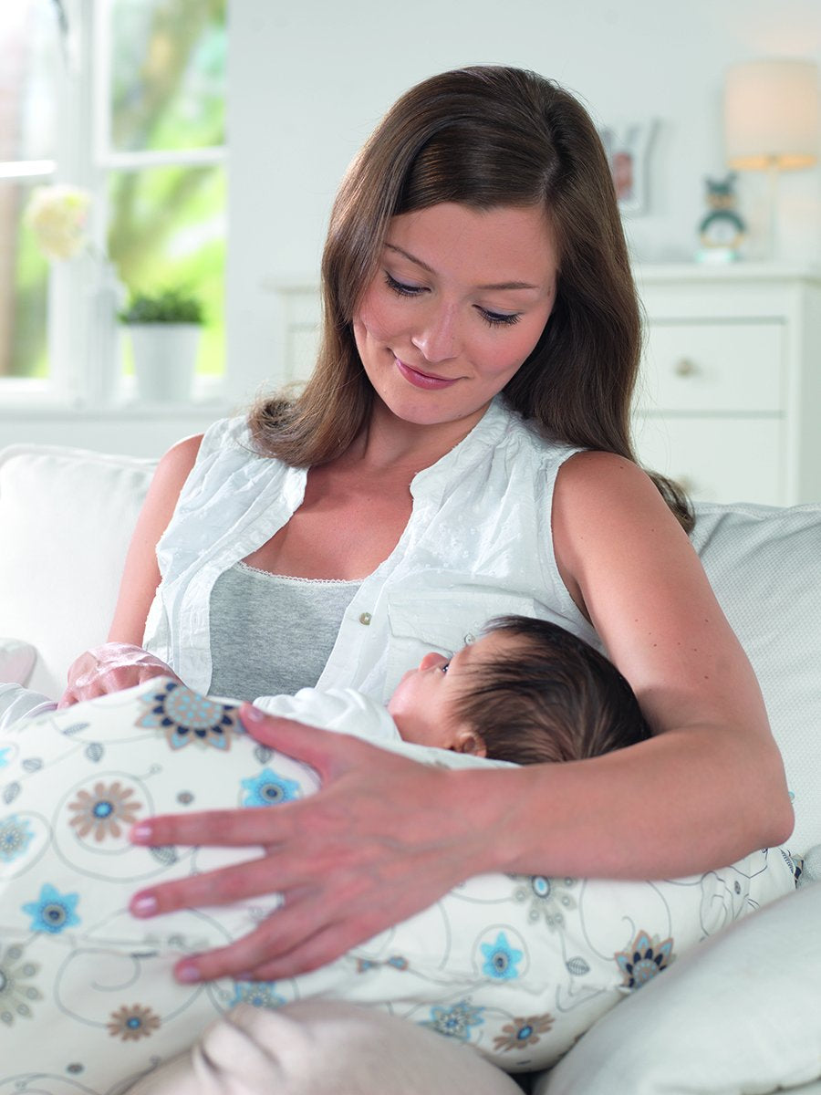 Nursing Pillow Relieves Neck & Shoulder Strain