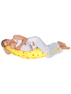 Pregnancy Pillow Provides Support during Sleeping