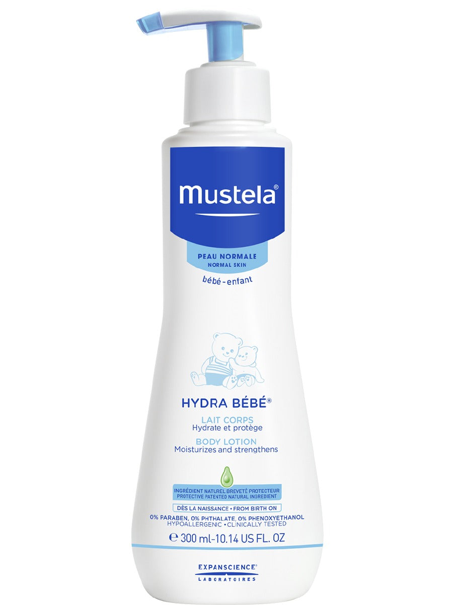 Mustela Hydra Bebe Body Lotion